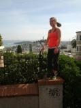 SF jog